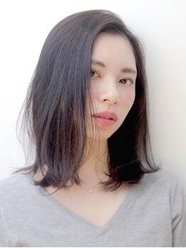 ヘアメイク エイト キリシマ(hair make No.8 kirishima)の写真/【白髪染めのカラバリ豊富!】細部までしっかり綺麗に染まる♪こだわりの水素シャンプーは白髪予防にも◎