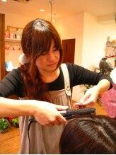 ブリリアント ヘアー アトリエ(brilliant hair atelier)はま ちゃん