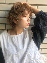 スタジオ ノル(studio noll)【新宿】抜け感×ハンサムショート