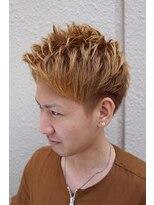 ディスパッチヘアー 甲子園店(DISPATCH HAIR)鉄板ショート