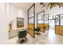 ガーデン ヘアーアンドボタニカル(Garden hair&botanical)