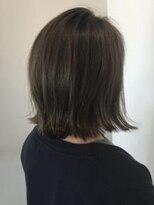 フレイムスヘアデザイン(FRAMES hair design)外ハネ大人ボブディー