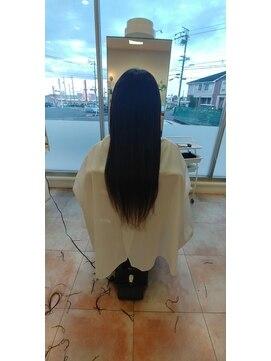 ヘアーアンドエステティック アイビジン 鈴鹿店(Hair&Esthetic I BiJiN)最上質SSSクラス◇ダイヤモンドクラス  84本