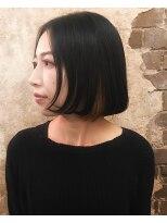 magiy hair【nico】インナーカラーボブ