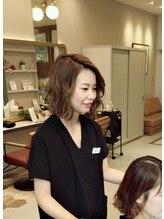 アトリエはるか 京急川崎店(HAIR DRESSER by アトリエはるか)阿部 夢花