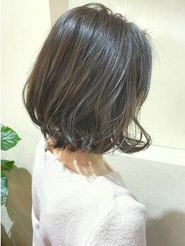 ヘアーガーデン オーパスリンク 池袋(hair garden Opus Link)の写真/【次のスタイルチェンジは、Opus Linkが大本命♪】少人数サロンならではの居心地&丁寧なカウンセリング◎