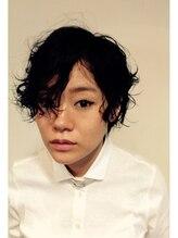 アンド モア ヘア(and more hair)濡れ感シースルースタイル