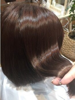ヘアーズブルーヘブンドロップ(HAIR'S BLUE HEAVEN Drop)の写真/理想のstyleにトレンドをON♪話題のイルミナカラーで一歩先行く「フェミニン」×「透明感」を実現!