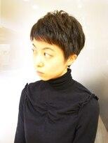 タタ(hair make tata)ミニマムショート