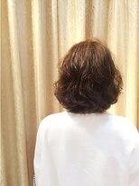 モード ケイズ 塚本店(MODE K's)ふんわりとシルエット美人ボブxカール