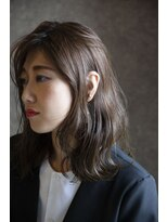 ヴィー ヘアー ファッション バー(VII hair.fashion.bar)「VII hair」大人ロブ1