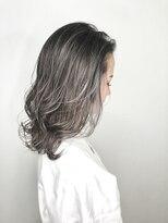 ソース ヘア アトリエ(Source hair atelier)シアーグレージュ
