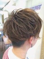 フェリーク ヘアサロン(Feerique hair salon)外国人風エアリーショートマッシュ