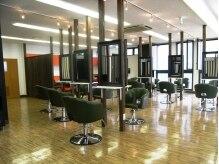 ラトヘアー 八王子店(LATO HAIR)の雰囲気(ブラウンベースの落ち着いた雰囲気で、コスパ+高技術をご提供!)