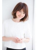 【加藤貴大】30代40代髪形ルイルミナカラー大人ひし形シルエット