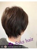 サックスヘアー(Saks hair)大人ショート
