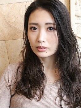 ムー(moo.)の写真/【矢場町】繰り返す程、髪が綺麗になるツヤ髪カラーエステ(白髪染)でいくつになっても美しいツヤ髪に!