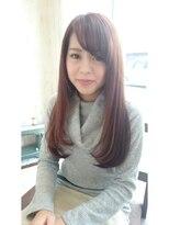 ヘアーデザインニア(Hair Design NiA)男子受けNo.1ストレート