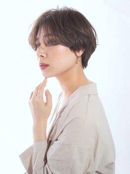 スピンヘアー 高倉店(Spin hair)の写真/【ファーストグレイも◎】グレイカラ-はオシャレに差をつける鍵!京都のママがリアルに選ぶ行きたいサロン