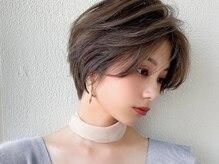 最新トレンドヘア、トレンドカラー×小顔カット、似合わせショートはSilk-lei銀座にお任せ☆