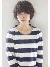 モッズ ヘア 池袋店(mod's hair)軽やかショート【ZELDA 2000 S/S】