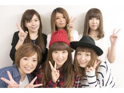 ヘアアンドメイク アール 歌舞伎町店(Hair & Make R)の写真