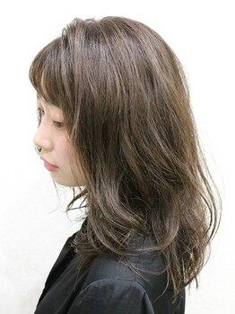 ヘアメイク プラウド レイ(hair make PROUD ray)の写真/オーガニック成分92%の最高級自然派ブランド《ヴィラロドラ》でうる艶髪に♪本物志向の方から大絶賛★
