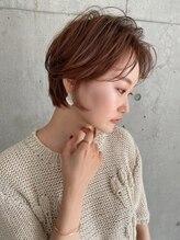ビームズヘア 千種店(Bee ms HAIR)千種20代30代小顔ショートヘア