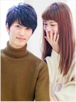 メンズ ショコラ ナンバ(Men's Chocolat NAMBA)マッシュな柔らかメンズ☆ビジネスショート