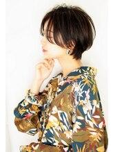 ケアウメダ(CARE UMEDA)【CARE UMEDA】女子力おしゃれショート  徳田圭吾