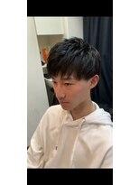 ジョイ ボックス 新大阪店(JOY BOX)ショートマッシュスタイル