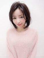 アール ヘアー デザイン(r hair design)【r hair design】大人フェミニンボブ
