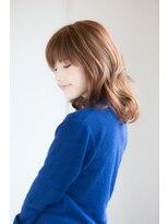 ソフトヘアカッターズ(soft HAIR CUTTERS)【soft HAIRCUTTERS】【マチコ】大人可愛いふわミディ