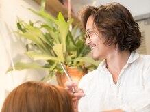 ハナワ エビス トウキョウ ヘアーサロン(HanaWa ebisu tokyo hair salon)