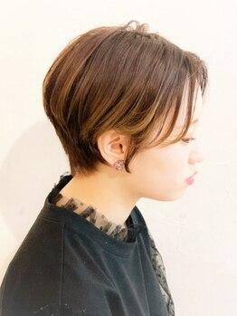 ヘアリゾートヴィータ(HAIR RESORT VITA)の写真/他では満足できないという方に是非来て頂きたい!流行を取り入れつつ確かな技術で極上のヘアスタイルへ☆