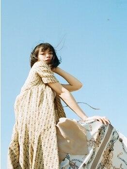ケイト(Kate)の写真/【KATE】ではトータルコーディネートの1つとしてのヘアデザインを提案してくれる。