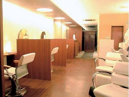 マッシュフォーヘアー 桂店(mashu for Hair)の写真