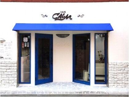 ヘアー カーム 鹿島田店(HAIR CALM)の写真