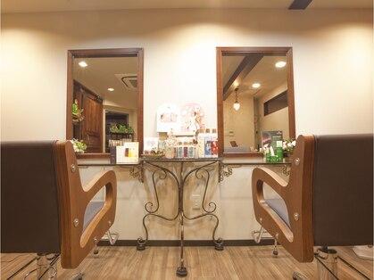 ヘアーデザイン リント(hair design Rinto)の写真