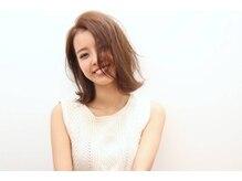 ★イン東京の豊富なヘアカラー★あなたにぴったりのカラーデザインをご提案します♪