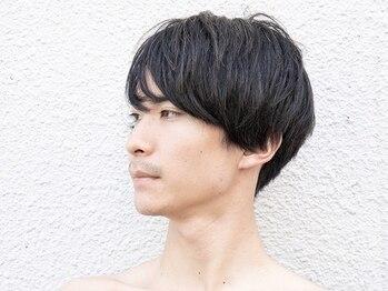 ハマユミバ(HAMAYUMIBA beauty salon)の写真/男はカットが大事!自宅での【再現性】にこだわったカットをご提案!!
