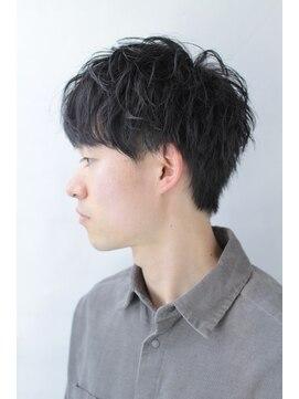 ヘアーアンドフェイス スパ 本店(HAIR&FACE SPA)フェザーマッシュ
