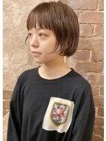 マギーヘア(magiy hair)magiyhair【nico】リップラインボブ