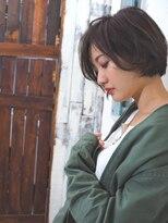 アトリエMAI 北千住人気のショートボブ【アトリエMAI北千住】