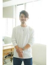 ヘアーラウンジ ボレロ 大宮東口店(hair lounge BOLERO)西田 貴大