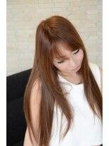 ヘアーアンドリラクゼーション ラシック(Hair&Relaxation LA.CHIC)艶感たっぷりナチュラルストレート☆