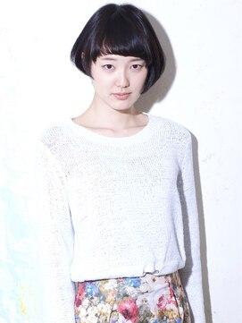 シアン(CYAN)【CYAN】ストリート系ナチュラルスタイル☆ショートボブ