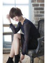 【miel hair bijoux】ゆるふわラフショート☆