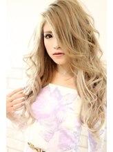 ヘアーグランデシーク(Hair Grande Seeek)外国人風 milk tea♪