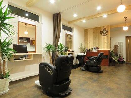ヘアーサロン ランプ(hair salon Lamp)の写真